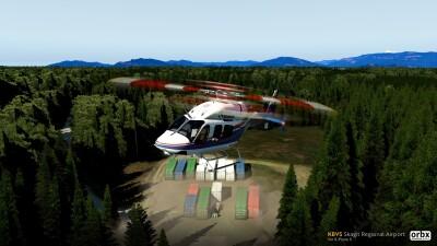 KBVS Skagit Regional Airport - X-Plane 11 screenshot