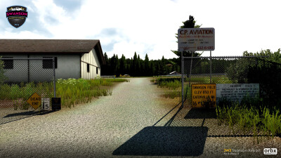 2W3 Swanson Airport - X-Plane 11 screenshot