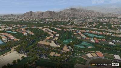 KPSP Palm Springs International Airport screenshot