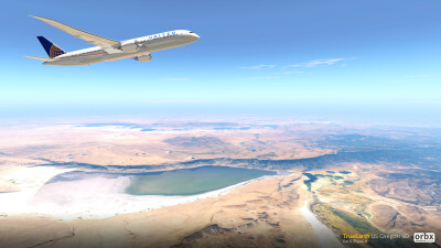 TrueEarth US Oregon SD - X-Plane 11 screenshot