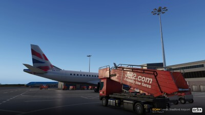 EGNM Leeds Bradford Airport - X-Plane 11 screenshot