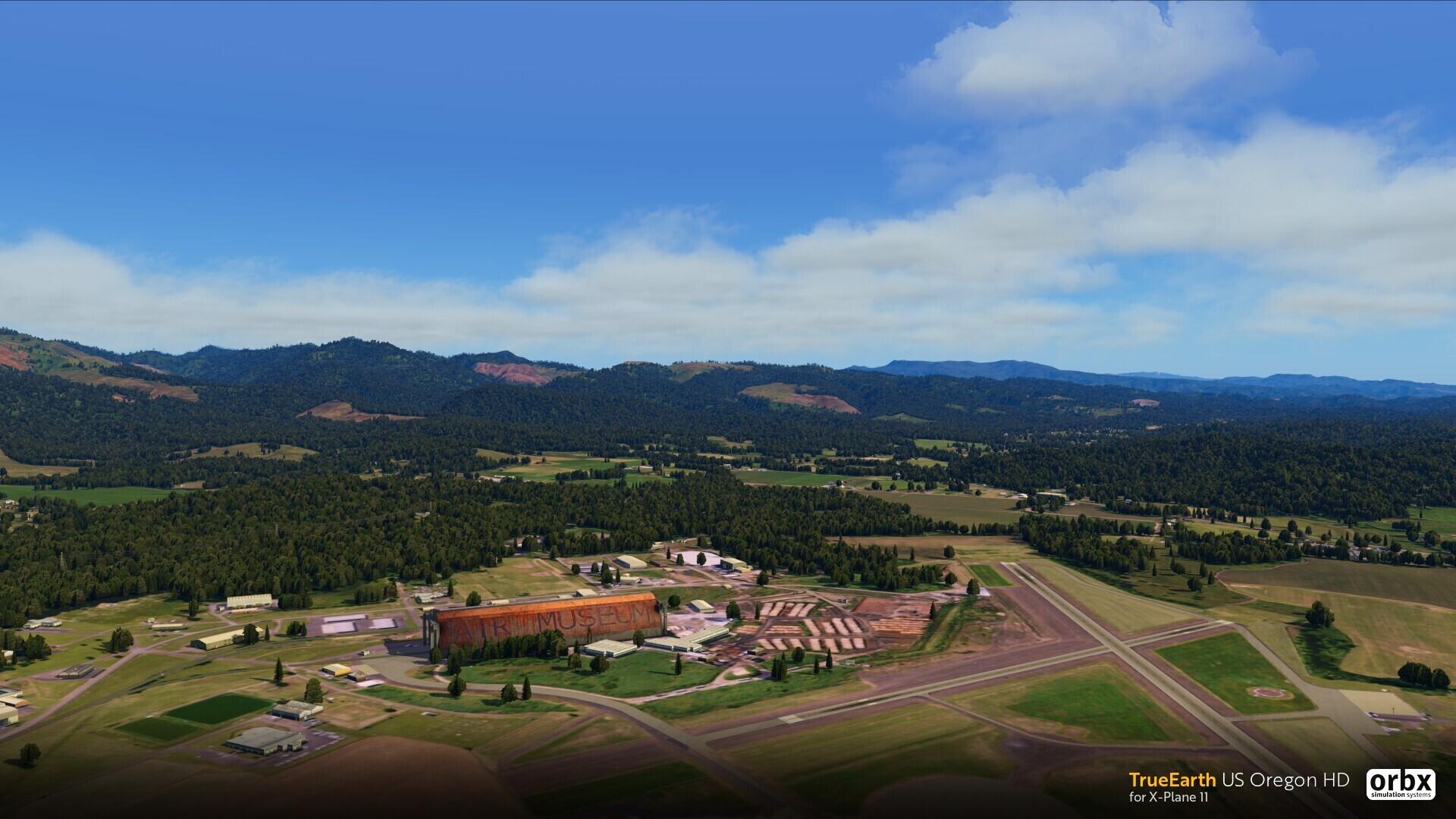TrueEarth US Oregon HD - X-Plane 11