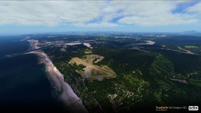 TrueEarth US Oregon HD - X-Plane 11 screenshot