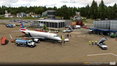 KHVN Tweed New Haven Airport screenshot