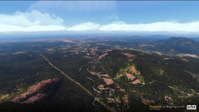 TrueEarth US Washington SD - X-Plane 11 screenshot