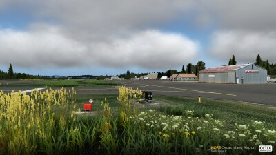 KORS Orcas Island Airport - X-Plane 11 screenshot