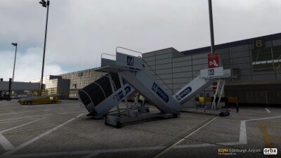 EGPH Edinburgh Airport screenshot