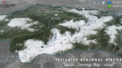 KTEX Telluride Regional Airport screenshot