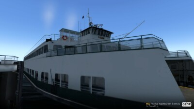 NA Pacific Northwest Ferries screenshot