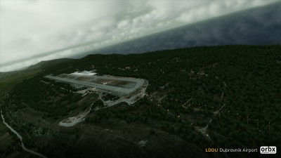 LDDU Dubrovnik Airport screenshot