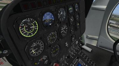 Milviz MD 530F screenshot