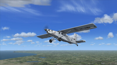 Milviz PC-6 for FSX Steam Edition screenshot