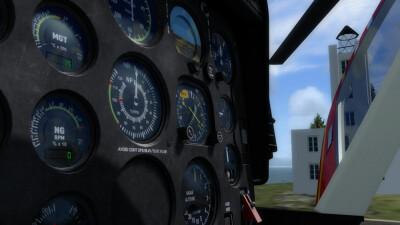 Milviz 407 screenshot
