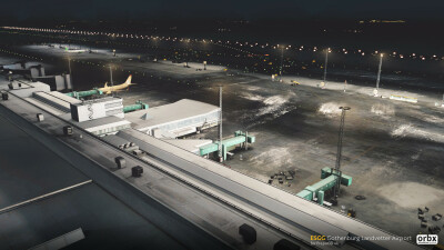 ESGG Gothenburg Landvetter Airport screenshot