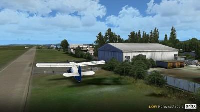 LKHV Horovice Airport screenshot