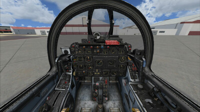 Milviz F-86F Sabre screenshot