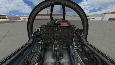 Milviz F-86F Sabre - TacPack Edition screenshot