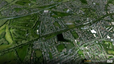 TrueEarth Great Britain Central screenshot