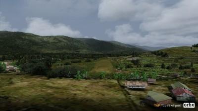 TAP Tapini Airport screenshot