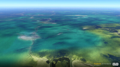 TrueEarth US Florida SD - X-Plane 11 screenshot