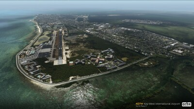 KEYW Key West International Airport - X-Plane 11 screenshot