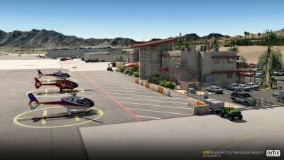 61B Boulder City Municipal Airport screenshot