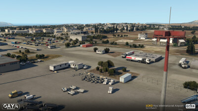 LGKO Kos International Airport - X-Plane 11 screenshot