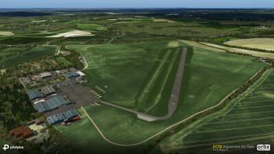 EGTB Wycombe Air Park screenshot