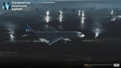 ESKS Scandinavian Mountains Airport screenshot