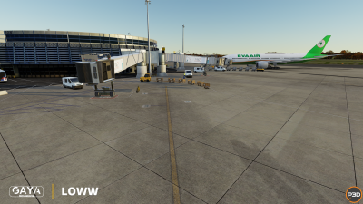 LOWW Vienna International Airport screenshot