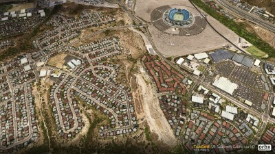 TrueEarth US Southern California HD - X-Plane 11 screenshot