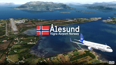 ENAL Alesund Vigra Airport screenshot