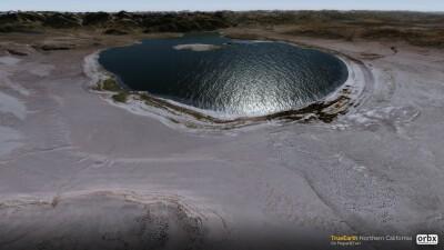 TrueEarth Northern California screenshot