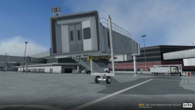 KSJC San Jose International Airport screenshot