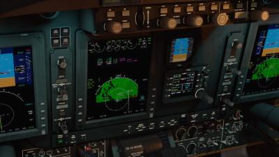 Milviz KA350i screenshot