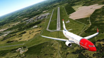 ESMS Malmo Airport screenshot