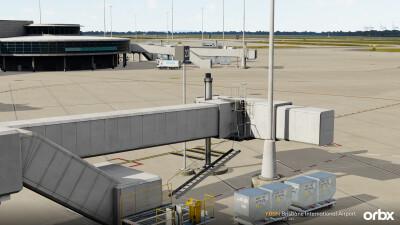 YBBN Brisbane International Airport V2 screenshot