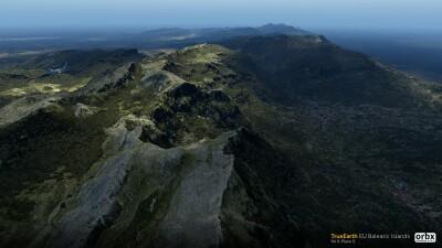 TrueEarth EU Balearic Islands - X-Plane 11 screenshot