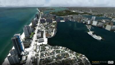 TrueEarth US Florida screenshot