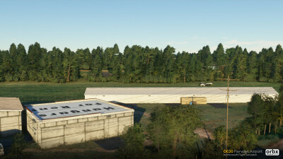 OG20 Fairways Airport - Microsoft Flight Simulator screenshot