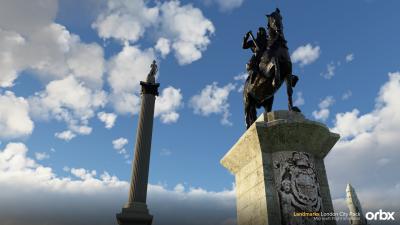 Landmarks London City Pack - Microsoft Flight Simulator screenshot