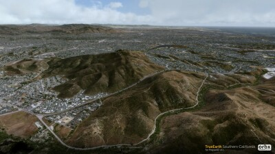 TrueEarth Southern California screenshot