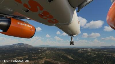 LGKO Kos International Airport - Microsoft Flight Simulator screenshot