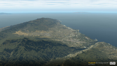 TrueEarth EU Canary Islands - X-Plane 11 screenshot