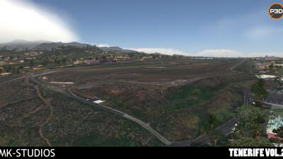 GCXO Tenerife Norte Airport screenshot