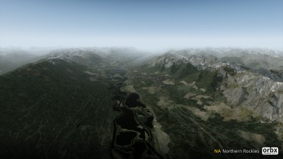NA Northern Rockies screenshot