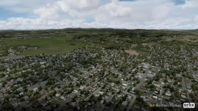 NA Northern Rockies screenshot