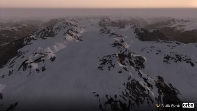 NA Pacific Fjords screenshot