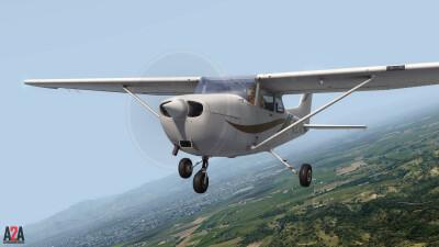 A2A C172 (P3D Professional) screenshot