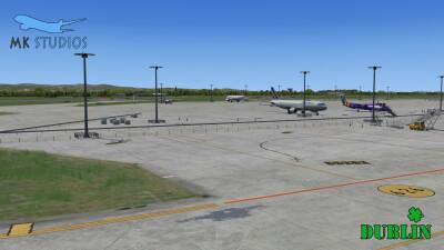 EIDW Dublin Airport screenshot